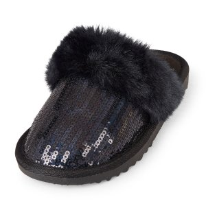 Girls Sequin Slippers | The Children's Place