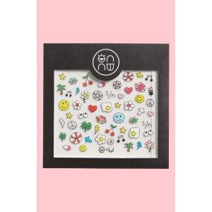 ONNU Brilliant Ideas Nail Stickers