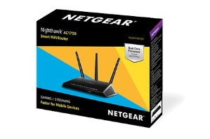 $66.99NETGEAR Nighthawk AC1750 Smart Dual Band WiFi Router (R6700)