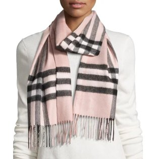 11% Off with Burberry Scarves Purchase @ Bergdorf Goodman, Dealmoon Singles Day Exclusive