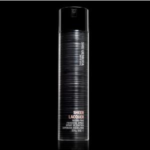 Sheer Lacquer Finishing Hairspray | Shu Uemura Art of Hair®