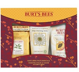 Burts Bees 脸部护理套装