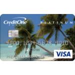 Credit One Bank® Cash Back Credit Card