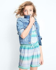Extre  40% Off Girls New Markdown @ GAP