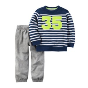 Carter's Boys 2-pc. Pant Set-Toddler - JCPenney