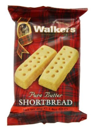 Walkers Shortbread Fingers, 2-Count Cookies Packages (Count of 24)