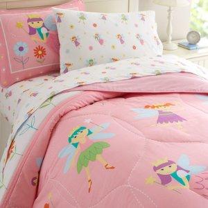 Wildkin Olive Kids Fairy Princess Comforter Set & Reviews | Wayfair