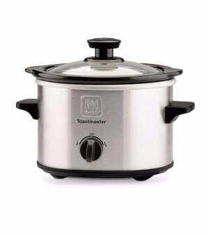 Toastmaster® 1.5qt. Stainless Steel Slow Cooker @ Bon-Ton