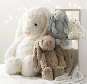 Extra 10% Off Jellycat Bunny Toys @ Saks Fifth Avenue