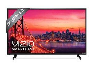 "$348VIZIO SmartCast 48"" Class Ultra HD Home Theater Display w/ Chromecast - E48u-D0"