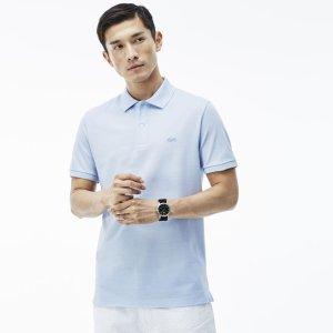 Men's Caviar Piqué Polo Shirt | LACOSTE