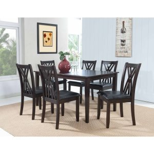 Powell Florence 7-piece Dining Set