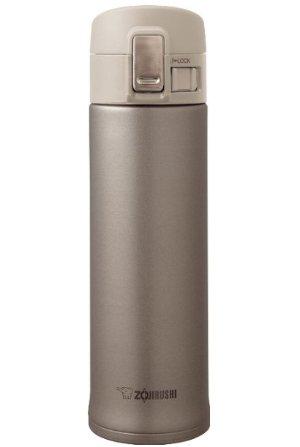 $22.97 Zojirushi SM-KHE48AG Stainless Steel Mug, 16-Ounce