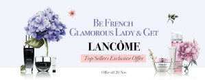Top Sellers Exclusive Offer Lancome 2016 @ Sasa.com
