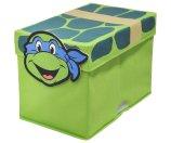 Nickelodeon Ninja Turtles Figural Toy Box - Walmart.com