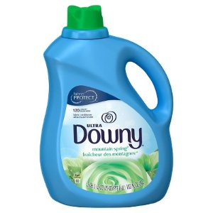 2 for $11.50 + $5GC Ultra Downy Liquid Fabric Conditioner 103 Fl oz.