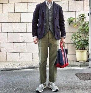 Levi's Men's Battalion Pants