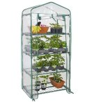 """$28.03 Best Choice Products 4 Tier Mini Green House, 27"""" x 18"""" x 63"""""""