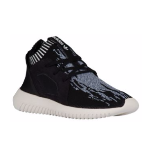adidas Originals Tubular Defiant Prime Knit - Women's - Running - Shoes - Black/Black/White