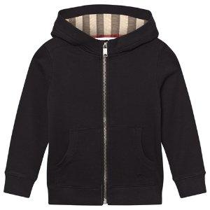 Burberry Black Branded Hoody | AlexandAlexa