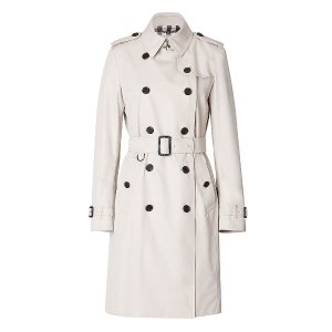 Cotton Trench Coat from BURBERRY LONDON | Luxury fashion online