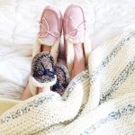 with Cute Slippers Purchase @ Neiman Marcus