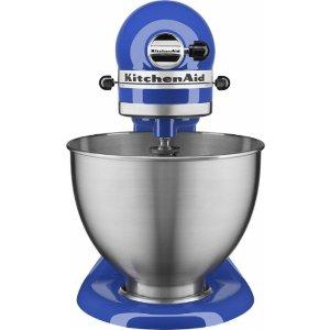 KitchenAid Ultra Power Tilt-Head Stand Mixer Blue KSM95TB - Best Buy