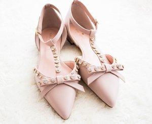 低至3折 大牌铆钉鞋平价替代!6PM.com 精选 Kate Spade New York 尖头铆钉鞋热卖