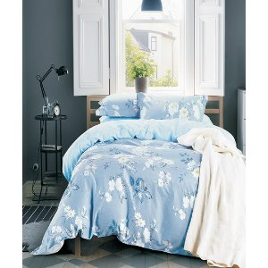 Light BLue Eve Comforter Set | zulily