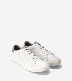 As Low as $36.37 Cole Haan Men's Trafton Club Court Fashion Sneaker
