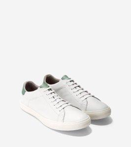 As Low as $36.37 Cole Haan Men's Trafton Club Court Fashion Sneaker