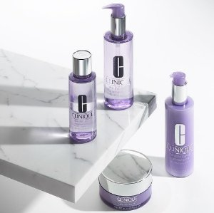 Extra 10% Off + Free 13-pc Gift With Clinique $75 Beauty Purchase @ Saks Fifth Avenue