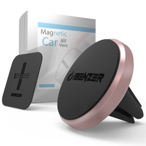 Buy One Get One Free iBenzer One-Touch Smartphone Air Vent Magic Car Mount Holder