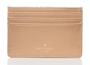 $22(Org.$48) Wellesley Graham Cardcase Sale @ kate spade
