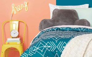 Up to $25 Off College Bed, Bath and Decor @ Target