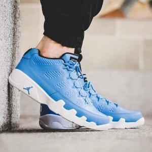 $71.22 Air Jordan 9 Low Pantone @ Nike Store