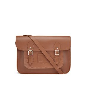 THE 15 INCH CLASSIC SATCHEL