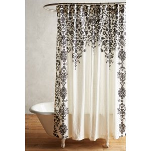Oakbrook Shower Curtain | Anthropologie