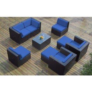 8pc Outdoor Furniture Set - Sofamania