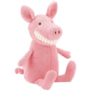 Jellycat Jellycat Toothie Pig Large - Free Shipping