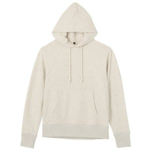 Men Organic Cotton French Terry Pullover