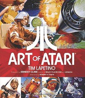 Art of Atari Hardcover