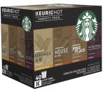 全部$19.99 仅限今天!Best Buy 精选 Keurig K-Cup杯咖啡促销