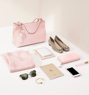 Up To 70% Off Baby Pink Handbag Sale @ Tory Burch