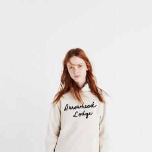 Arrowhead Lodge Funnelneck Sweatshirt