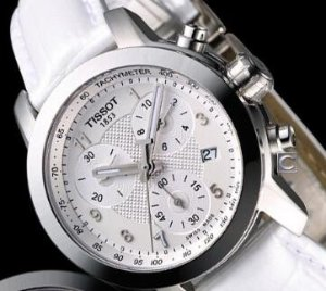 TISSOT PRC 200 Danica Patrick Limited Edition Ladies Watch