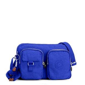 Emma Crossbody Bag - Glass Bottom Blue   Kipling