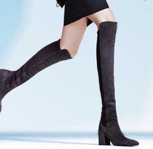 $405(Value $675) The HALFTIME Boot @ Stuart Weitzman