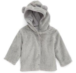 Nordstrom Baby Animal Ear Fleece Hoodie (Baby)