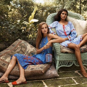 Up to 70% Off Dresses Sale @ Tory Burch